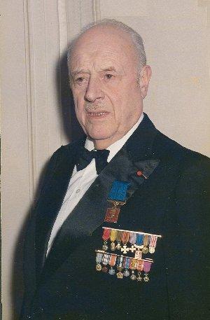 Louis De Diesbach Pilote De Chasse